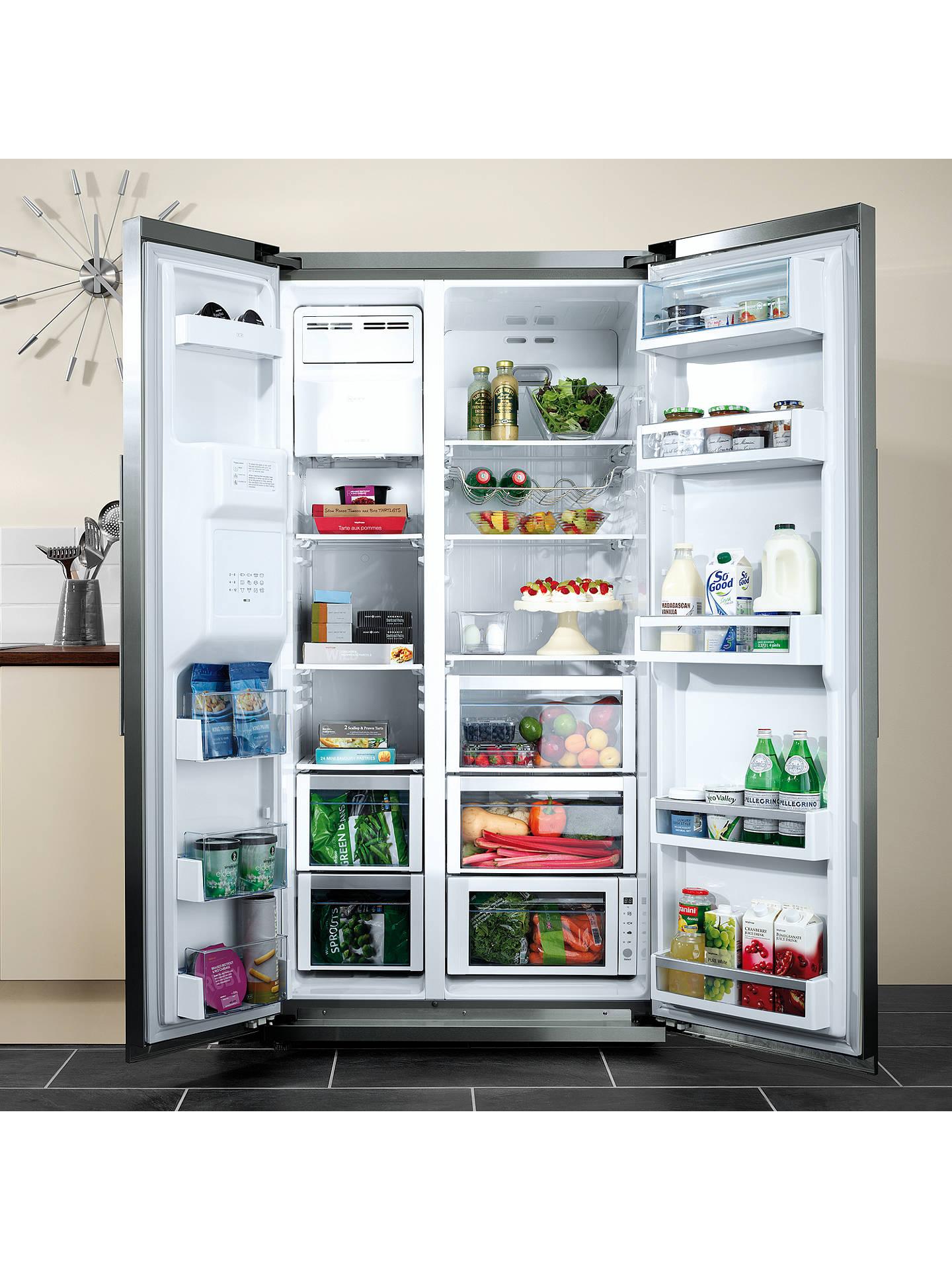 Refrigerateur Frigo Americain Nff