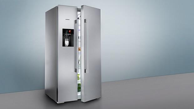 Réfrigérateur Congélateur Americain Siemens